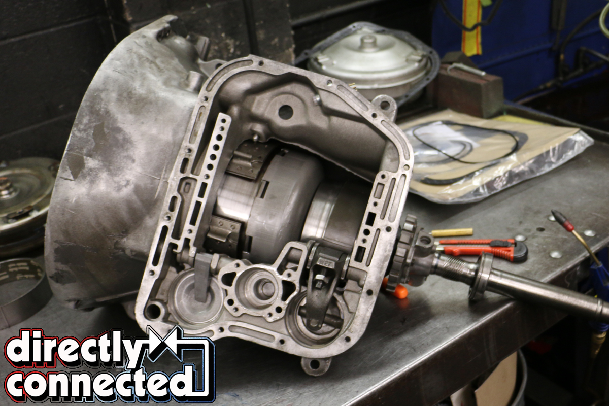 how to tell a 727 transmission