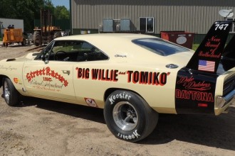 big willie robinson's daytona barrett-jackson
