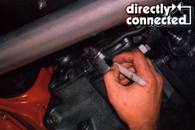 gear vendors a-833 install 4 speed overdrive