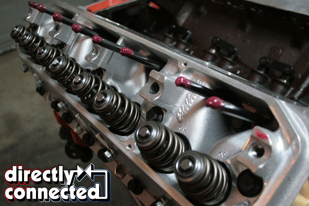 Gallery: Wicked Wedge of The South 535ci Stroker Top End Build