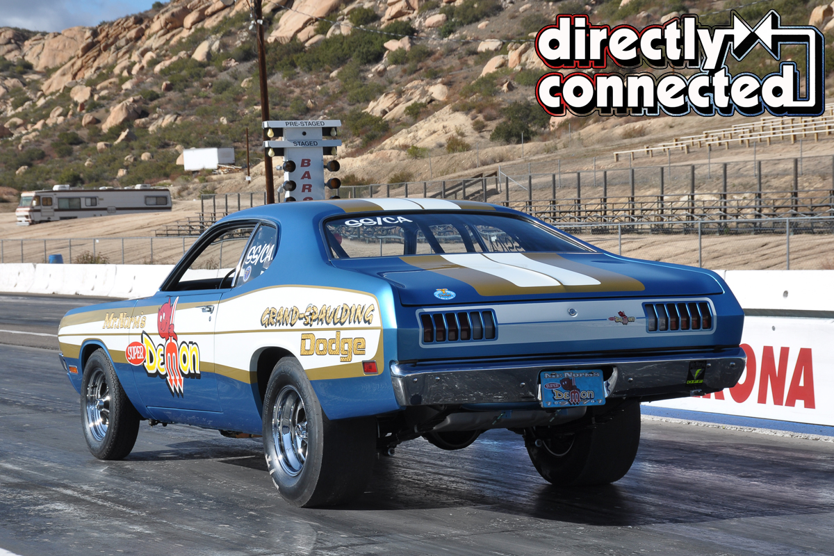 Gallery: What Might Have Been; Tom Hoover\'s Super Stock 440 Demon ...