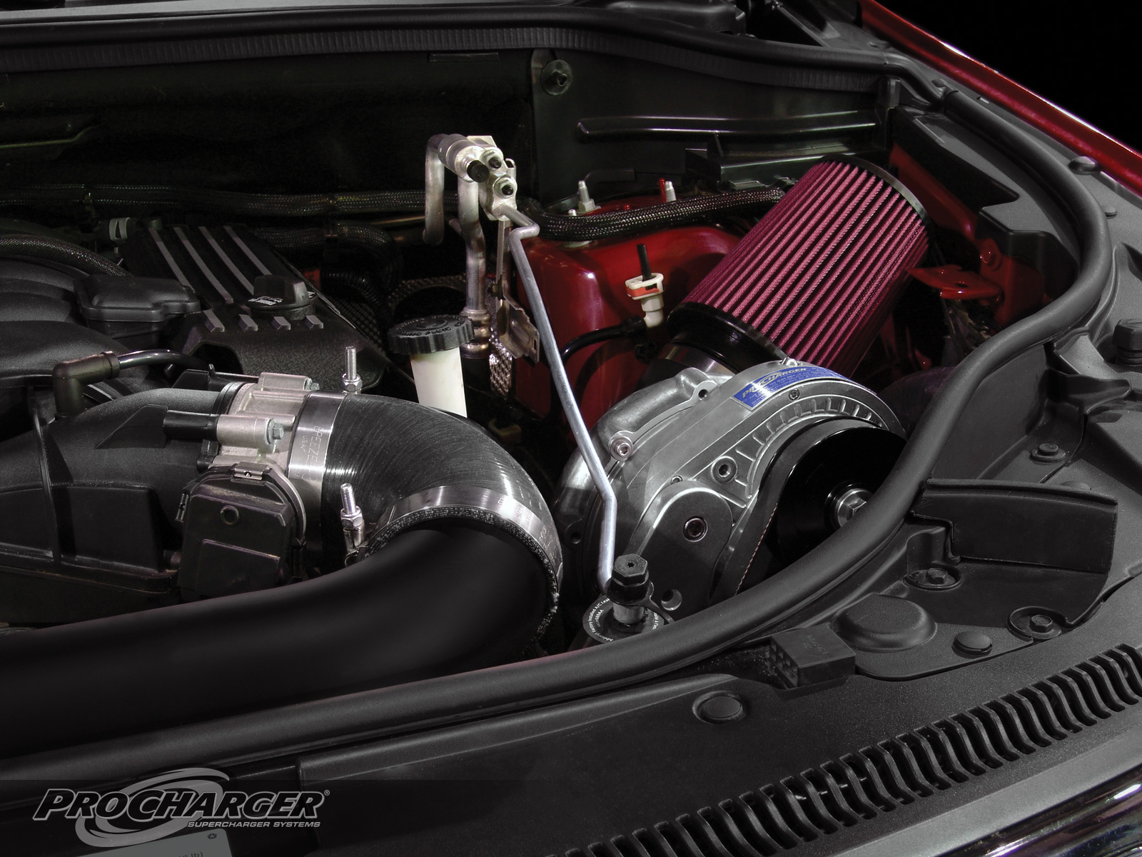 Bolt 215 Plus Horsepower to Your SRT Jeep Grand Cherokee