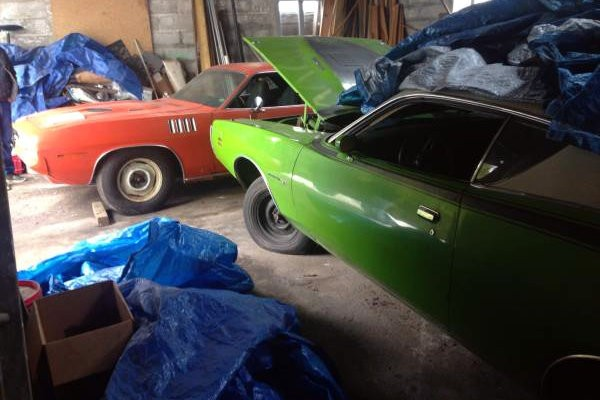 Gallery Five Sought After Mopars Unearthed In One Barn