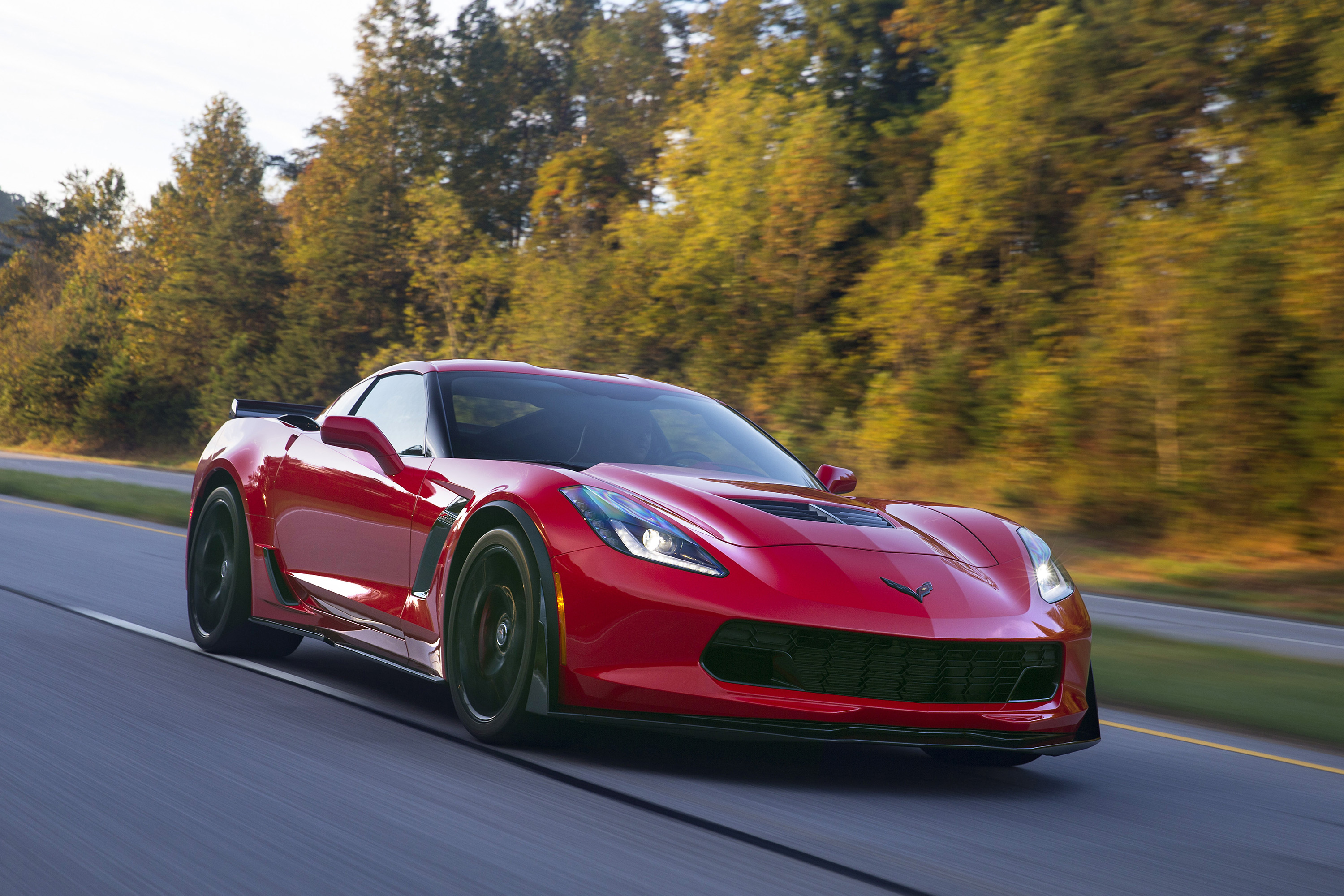 With The Introduction Of The New ACR The ViperCorvette Grudge - American sports cars 2016