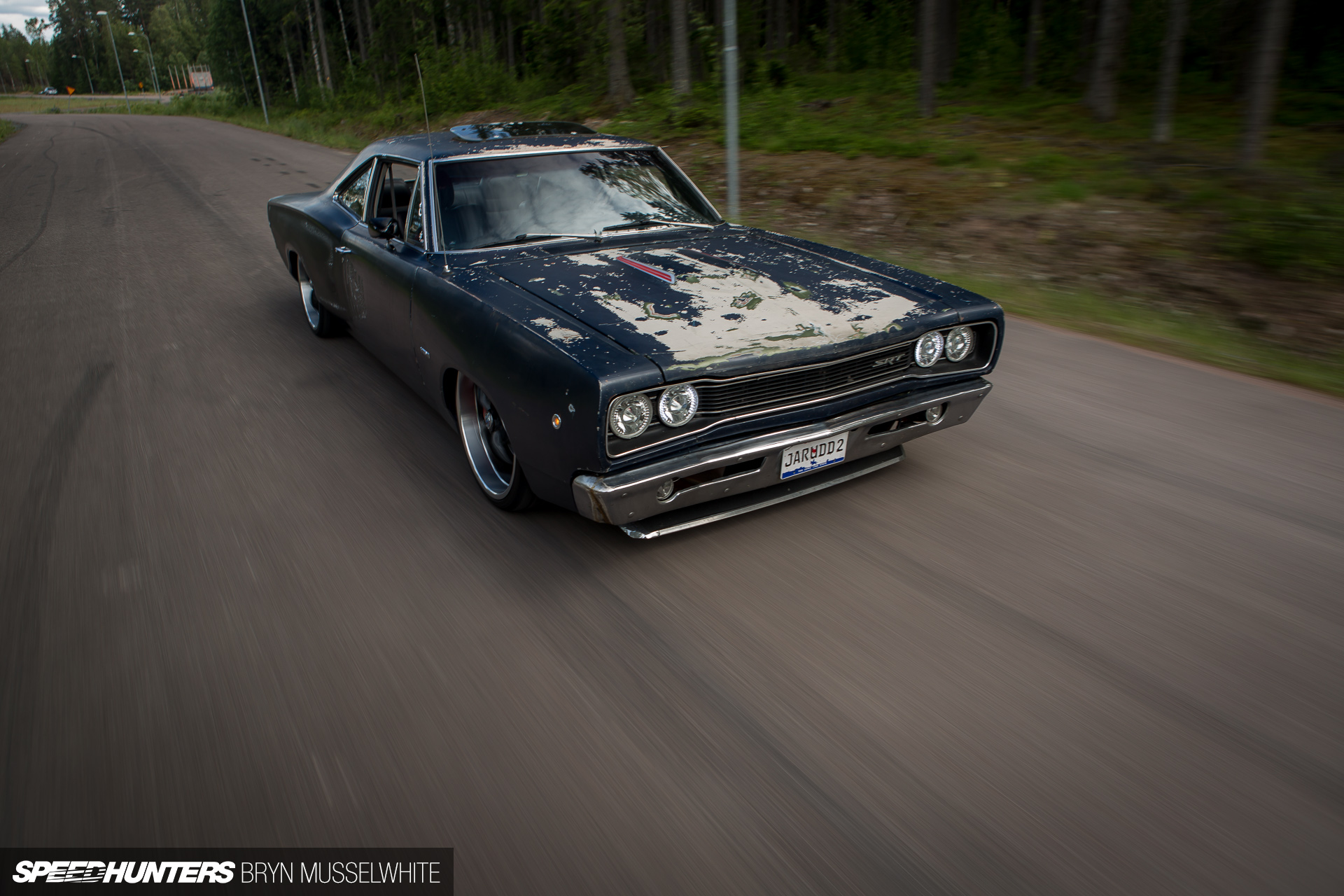 Gallery Beauty The Beast Within 68 Dodge Coronet Srt Ratrod Charger Wiring Diagram Jaruds Bil Se Crazy By Steven