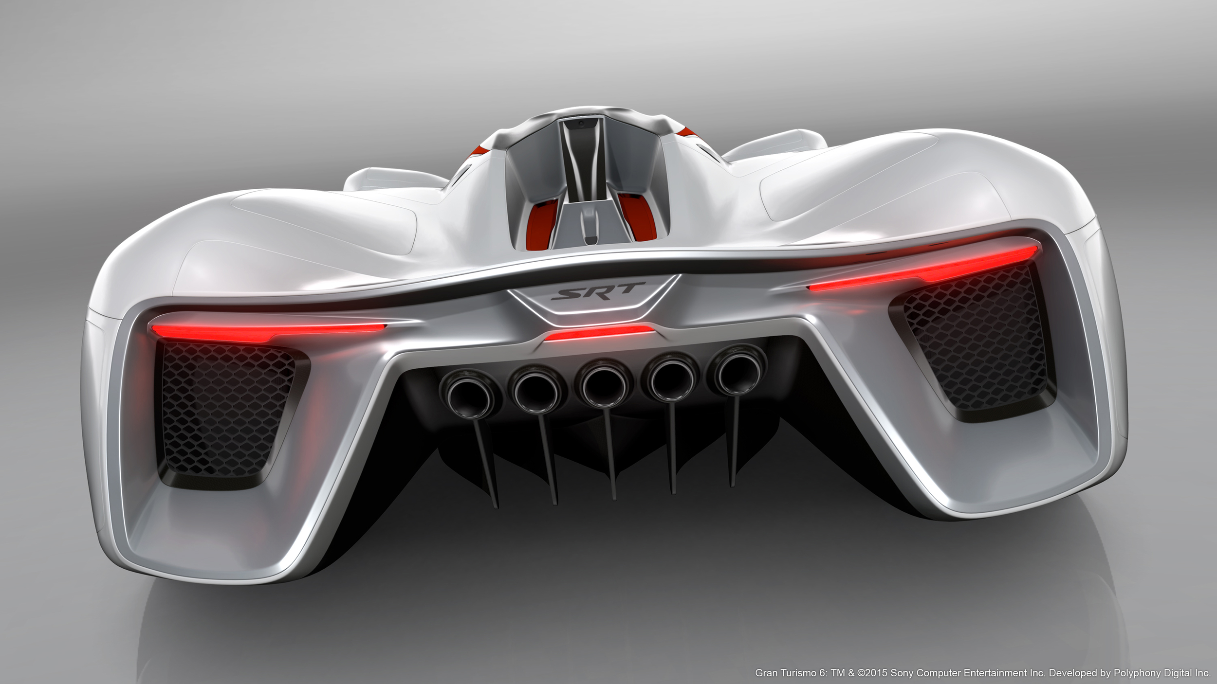 Srt Tomahawk Vision Gran Turismo Concept Looks Two Decades Into
