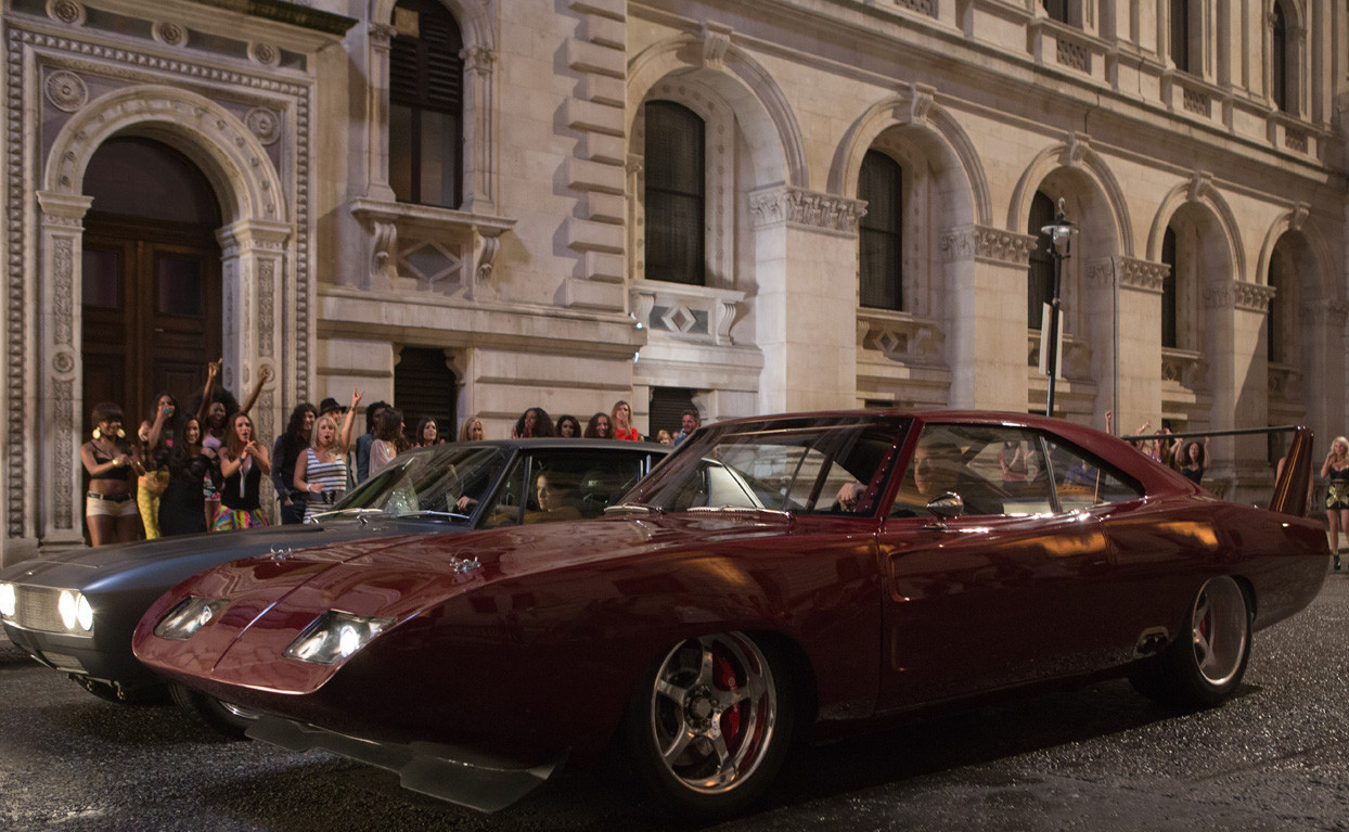 Famously Fast: The Hard Life of Dom's 1970 Dodge Charger
