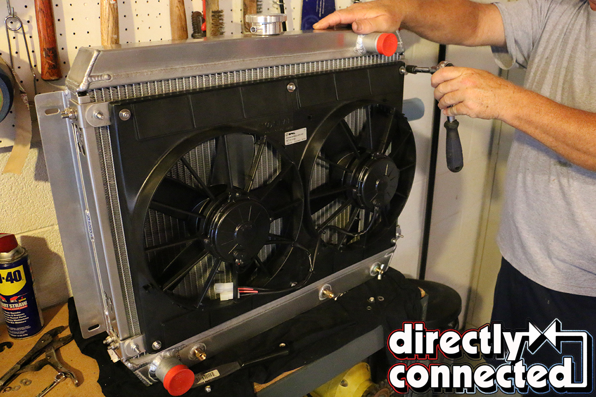 Cool It: Installing Be Cool Radiator's 700HP Show & Go Cooling