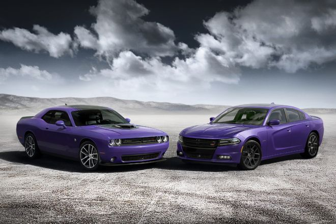2016-dodge-challenger-charger-plum-crazy-limited-edition-color-debut