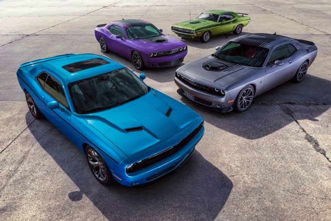 2016-dodge-challenger-plum-crazy-limited-edition-color-debut-group