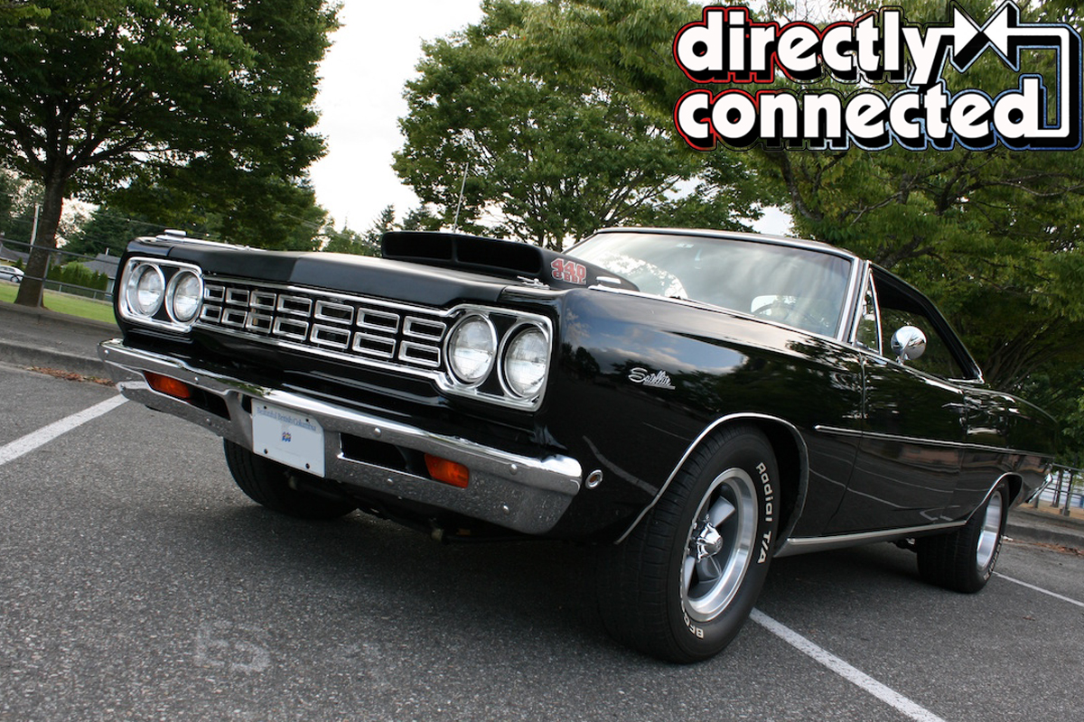 Parking Lot Pounder 1968 Plymouth Satellite in addition What Holley Do I Have likewise Tuning A Tunnel Ram Intake furthermore Rat Rod Carb in addition Dodge Dart Hemi Clone 1967 1969 Hemi Dart Black Recreation Restored Custom 2. on tunnel ram carbs on 750