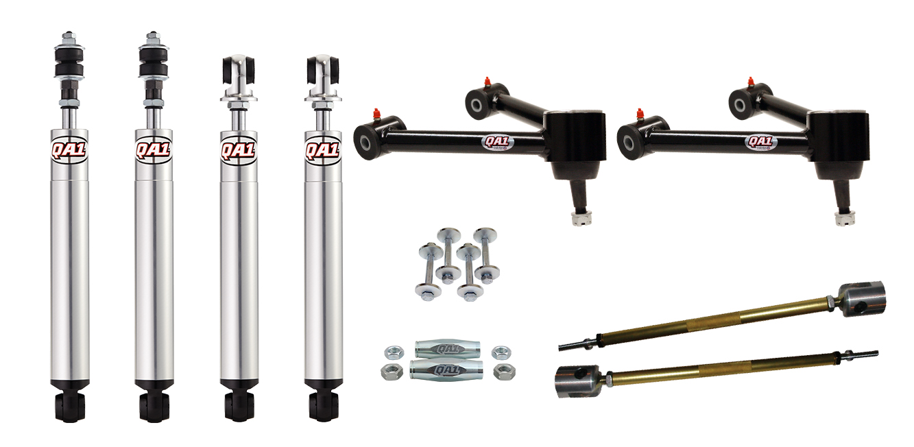 QA1's Complete Suspension Kits For Mopar A, B, and E-Bodies - Mopar