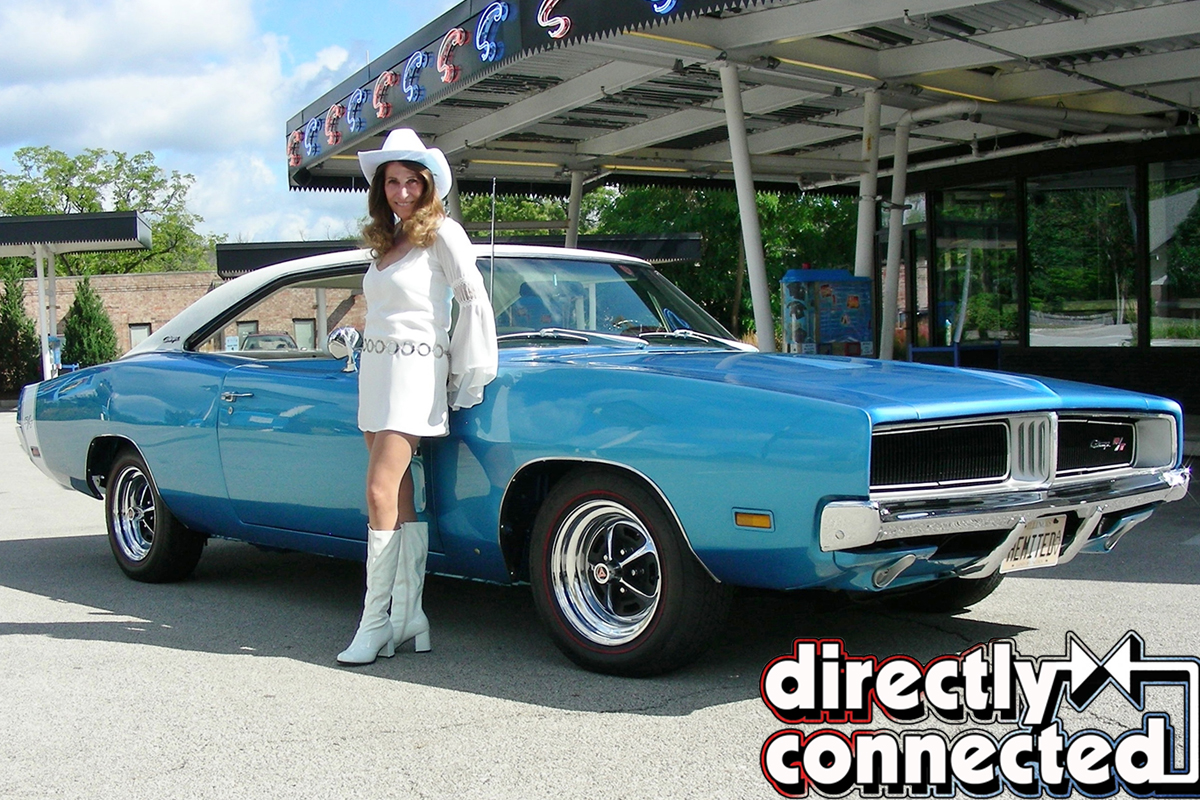 The Ultimate White Hat Special 1969 Dodge Hemi Charger R T