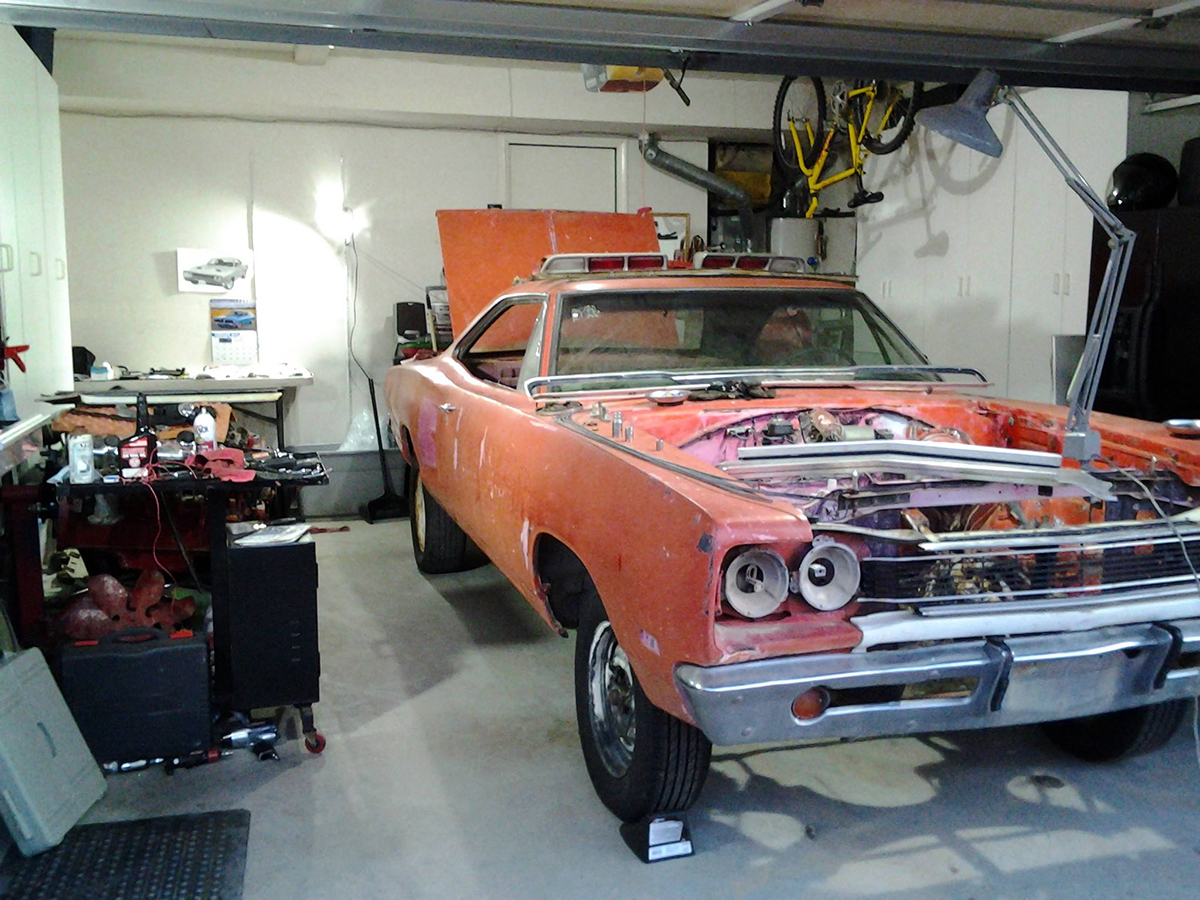 Gallery: Super-Rare 1969 Super Bee FM3 Panther Pink Test Car Found ...
