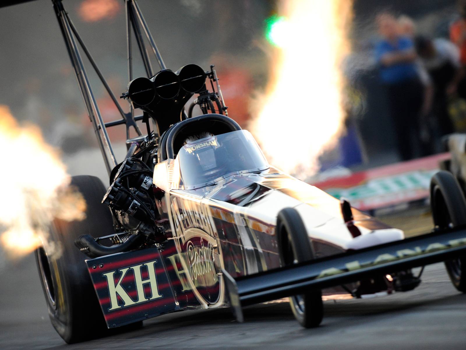 Fun Factoids How Powerful is a Top Fuel Dragster