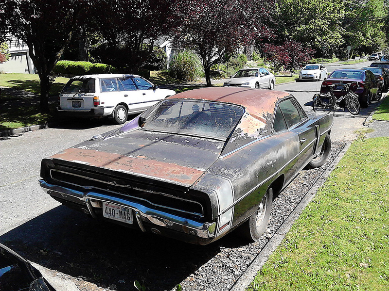 Gallery: Keep Your Eyes Open For This Stolen \'70 Charger R/T ...