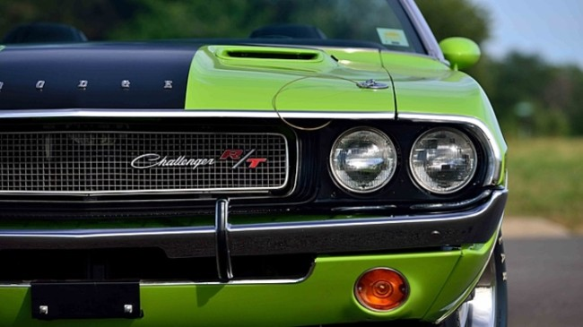 Gallery Hemi E Body Convertibles Rake In Multi Millions At Mecum