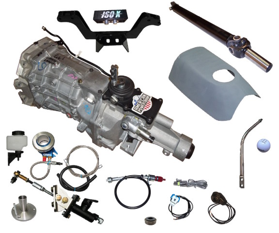 6776 A-Body 6-Speed Kit