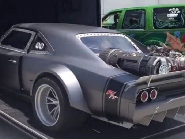Hagerty Classic Cars >> Video: Fast & Furious 8 Promises to Turn Dom's Charger ...