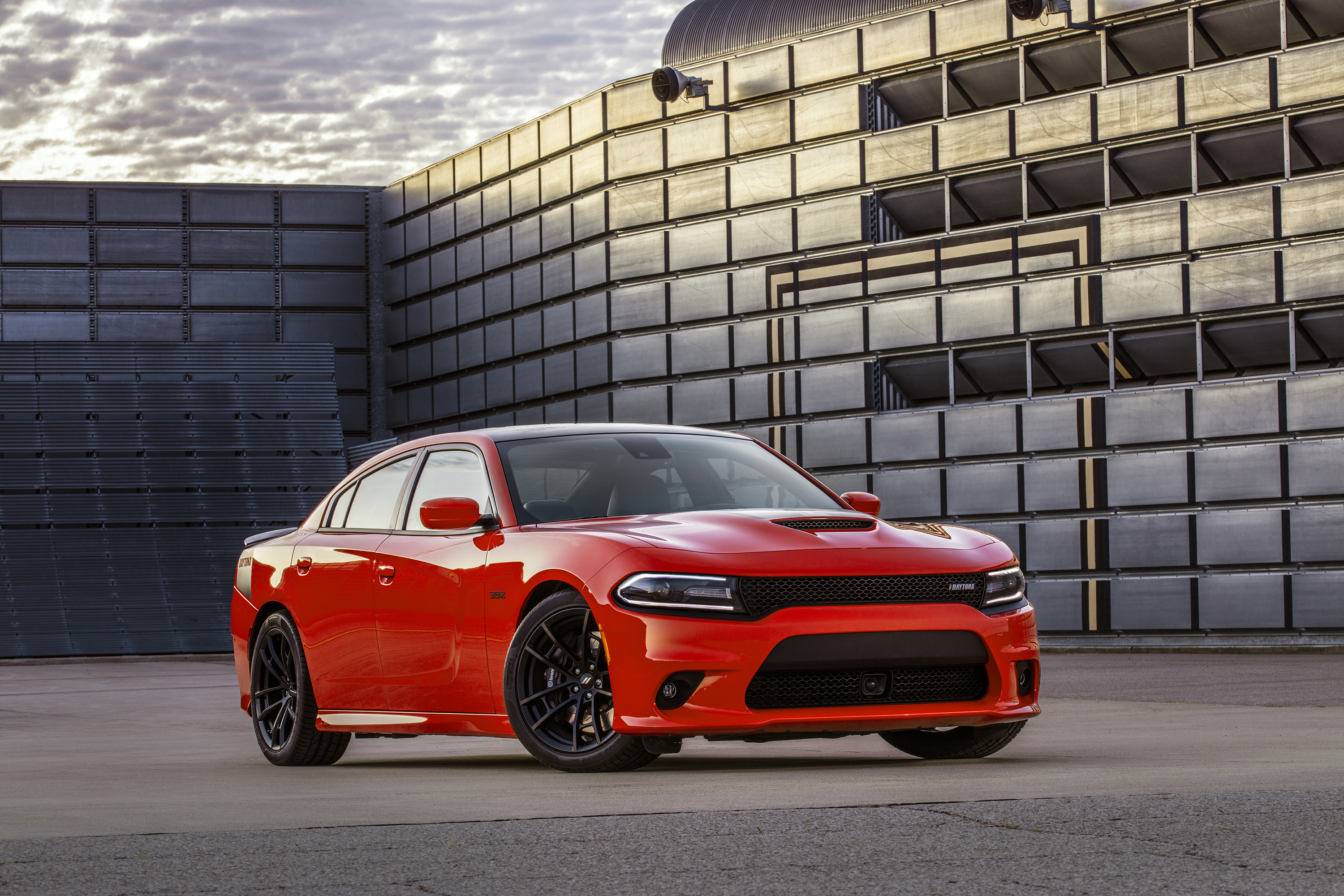 2017 Dodge Charger Daytona 392 Mopar Connection Magazine