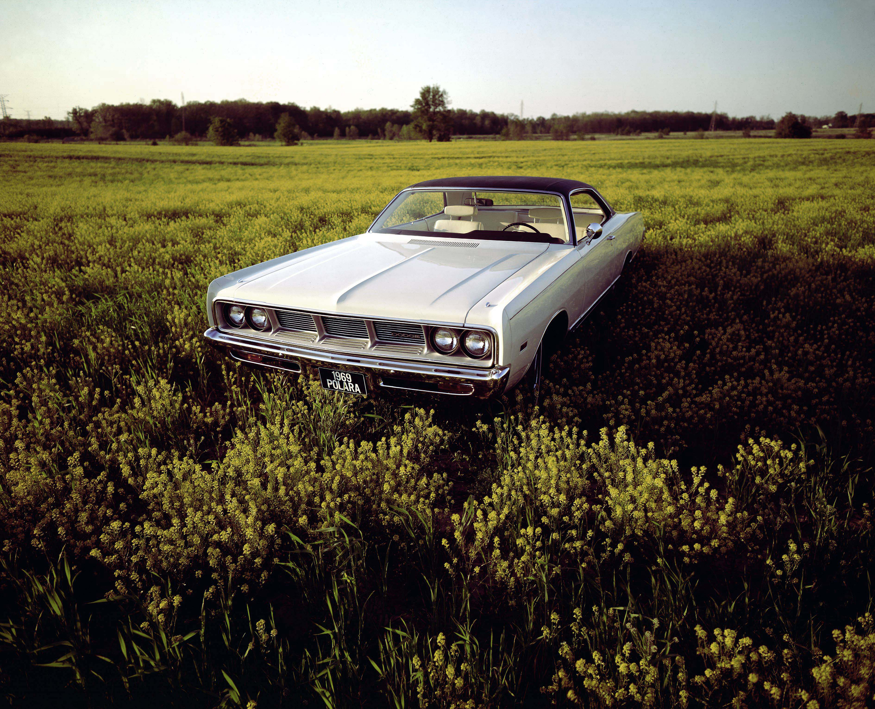1969 Dodge Polara 2-door