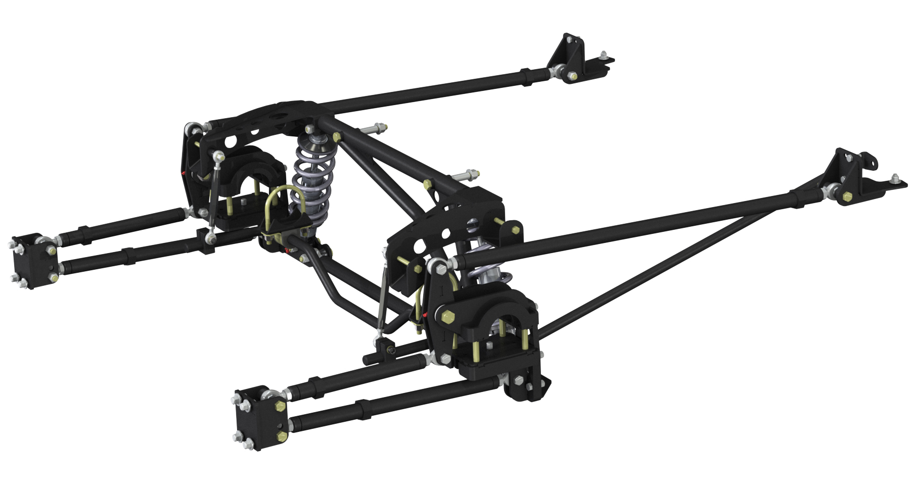 Modernizing Your A Body S Rear Suspension With Qa1