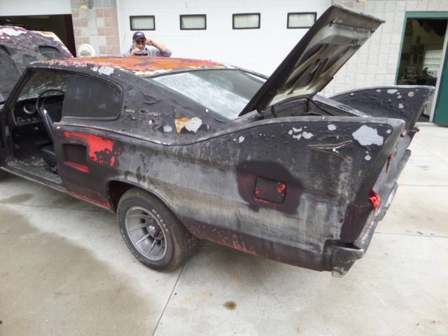 Craigslist Find Of The Day Badly Burned Customized 1966 Dodge