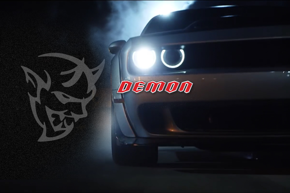 Race Car Driving >> Gallery: Exclusive Details '18 Dodge Challenger SRT Demon ...