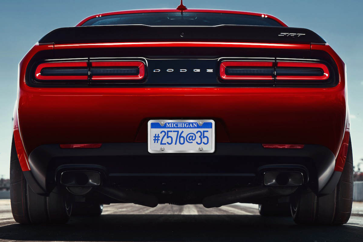 Videos: The Great 2018 Dodge Demon Rumor Roundup | Mopar Connection ...