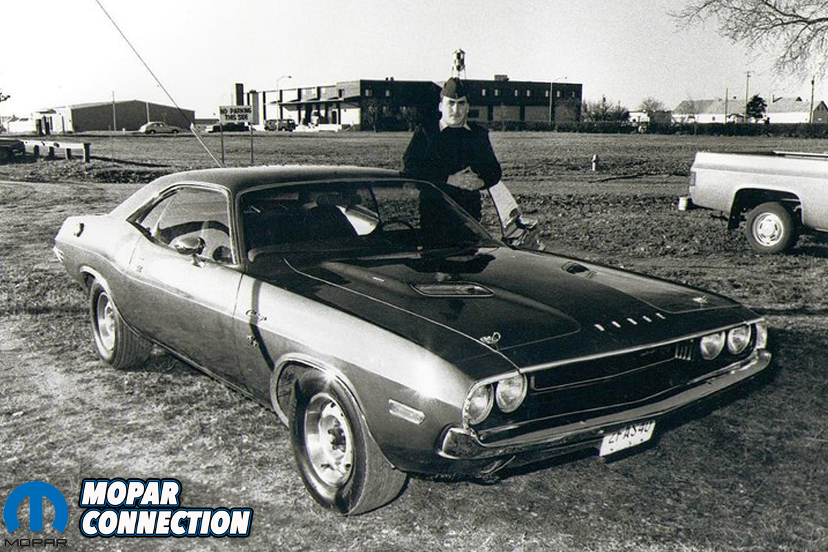 23-Year Search: Robin McQueen\'s Long Lost 1970 Dodge Challenger R/T ...