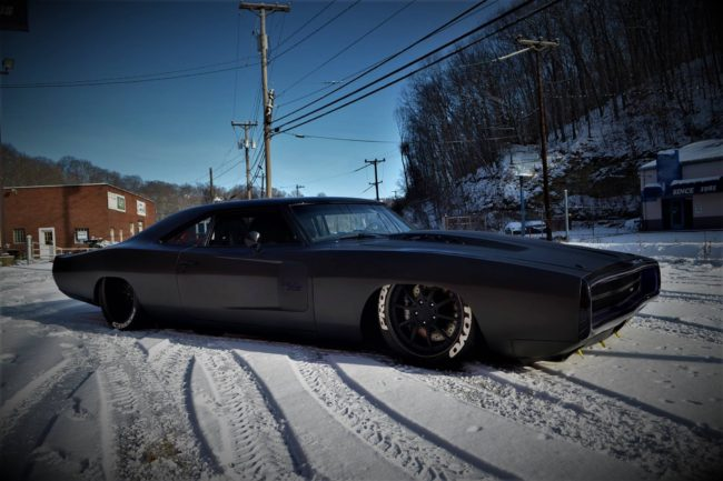 Old Dodge Ram >> Pro Comp Customs' Low-Slung 1970 Dodge Charger 500Mopar Connection Magazine | A comprehensive ...