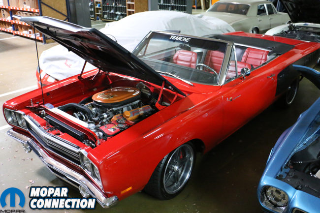 Gallery Touring Yearone Headquarters In One Day Mopar Connection