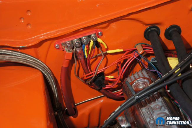 DSC05784 1 650x433 push off! how to install a battery cut off switch & relocating mopar orange box wiring diagram at bayanpartner.co