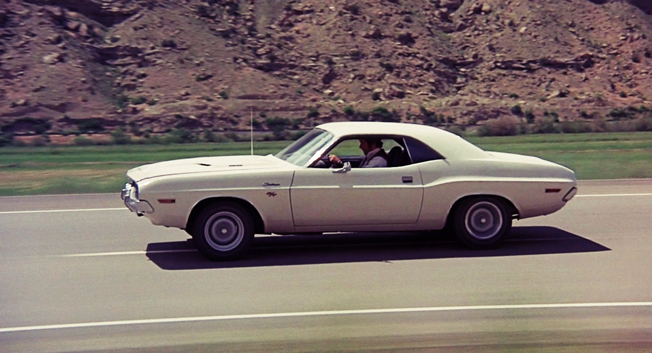 What You May Not Know About The Vanishing Point 1970