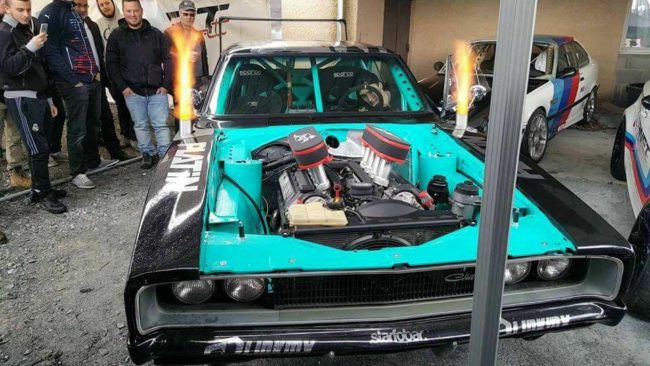 Gallery Custom Bmw M5 Swapped 1968 Dodge Charger Drift