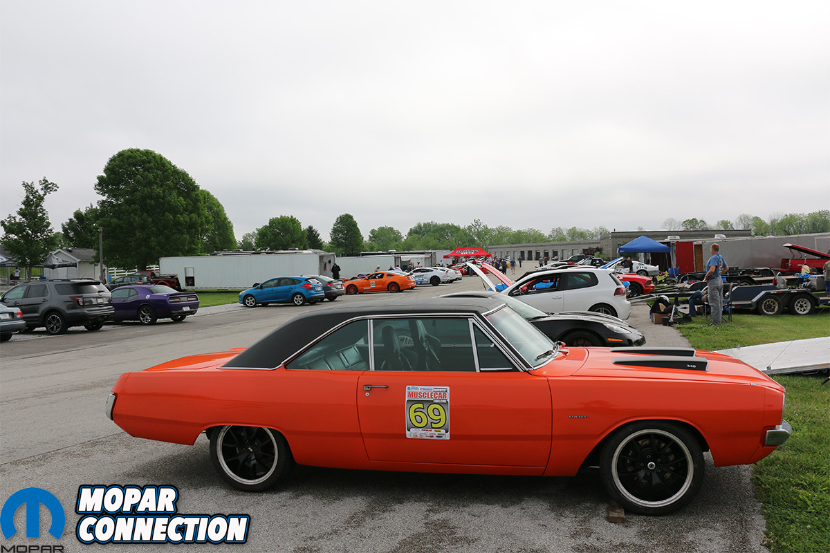 Project Orange Crush Battles at Midwest Musclecar Challenge 2017 ...