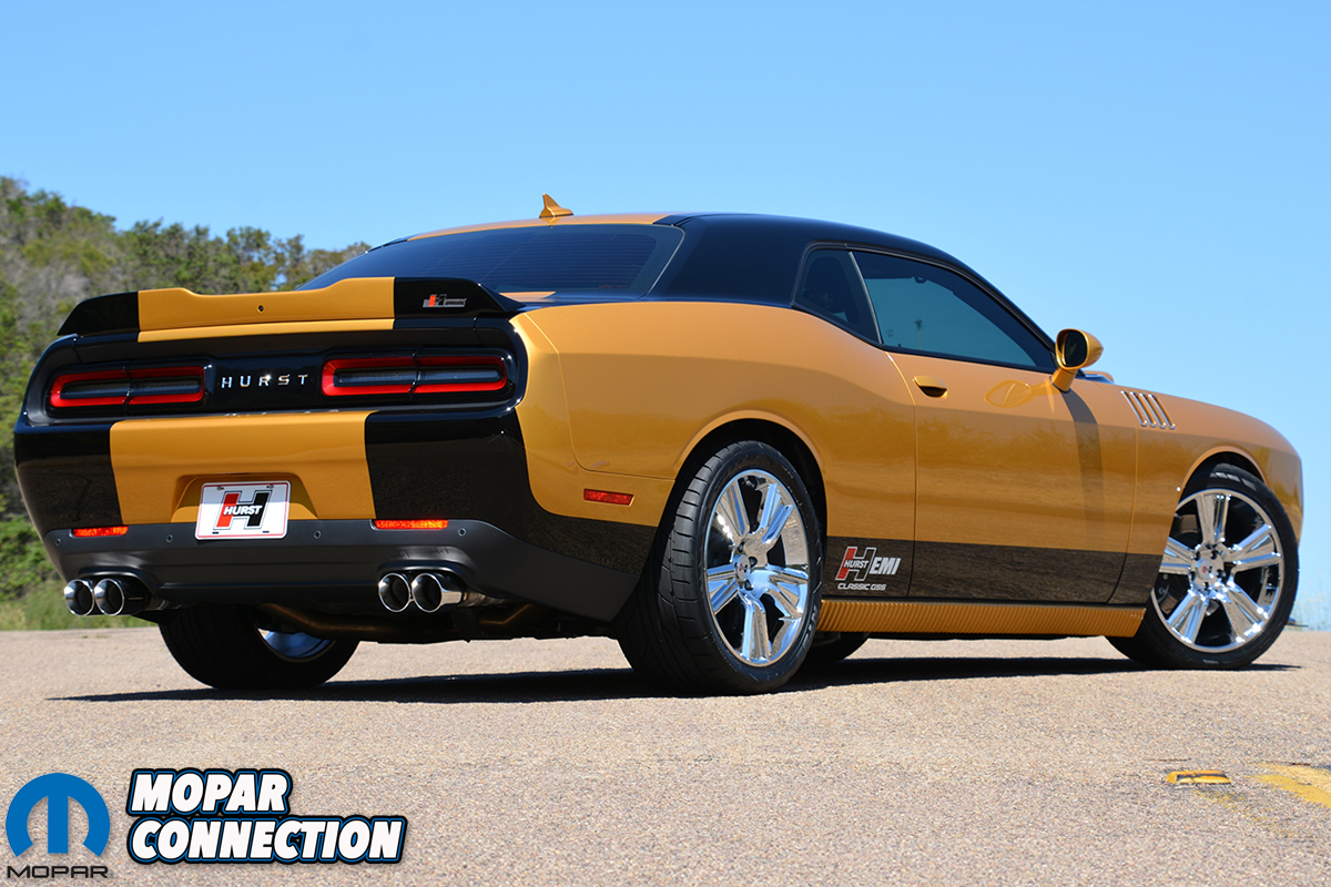 Gallery Hemi Classic GSS Challenger Celebrating The