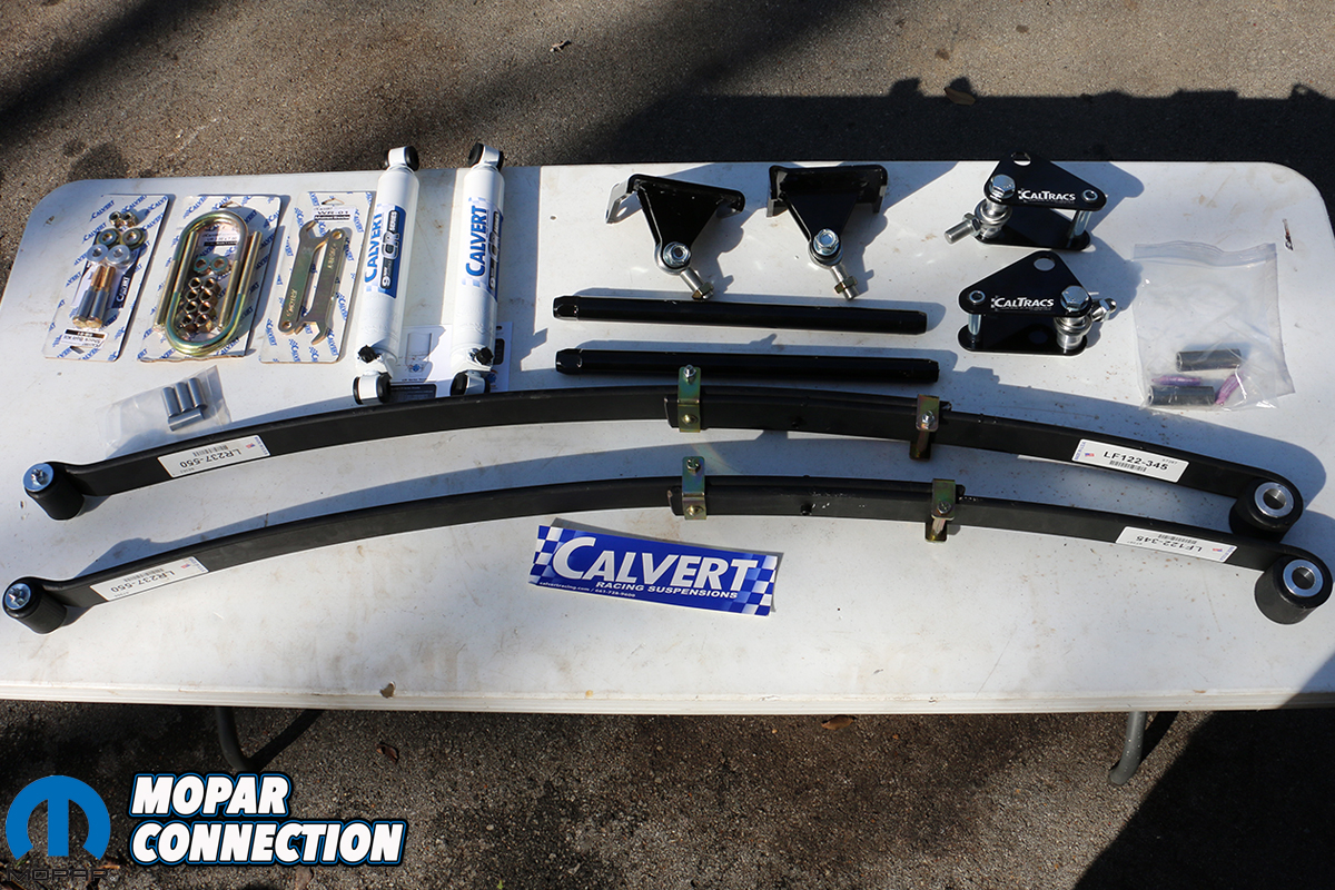 Caught In a Bind: Eliminating Leaf Spring Binding With Calvert
