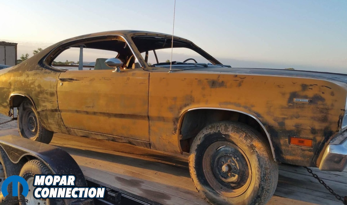 Finders Keepers Jeremy Macdonald S 1971 Plymouth Duster