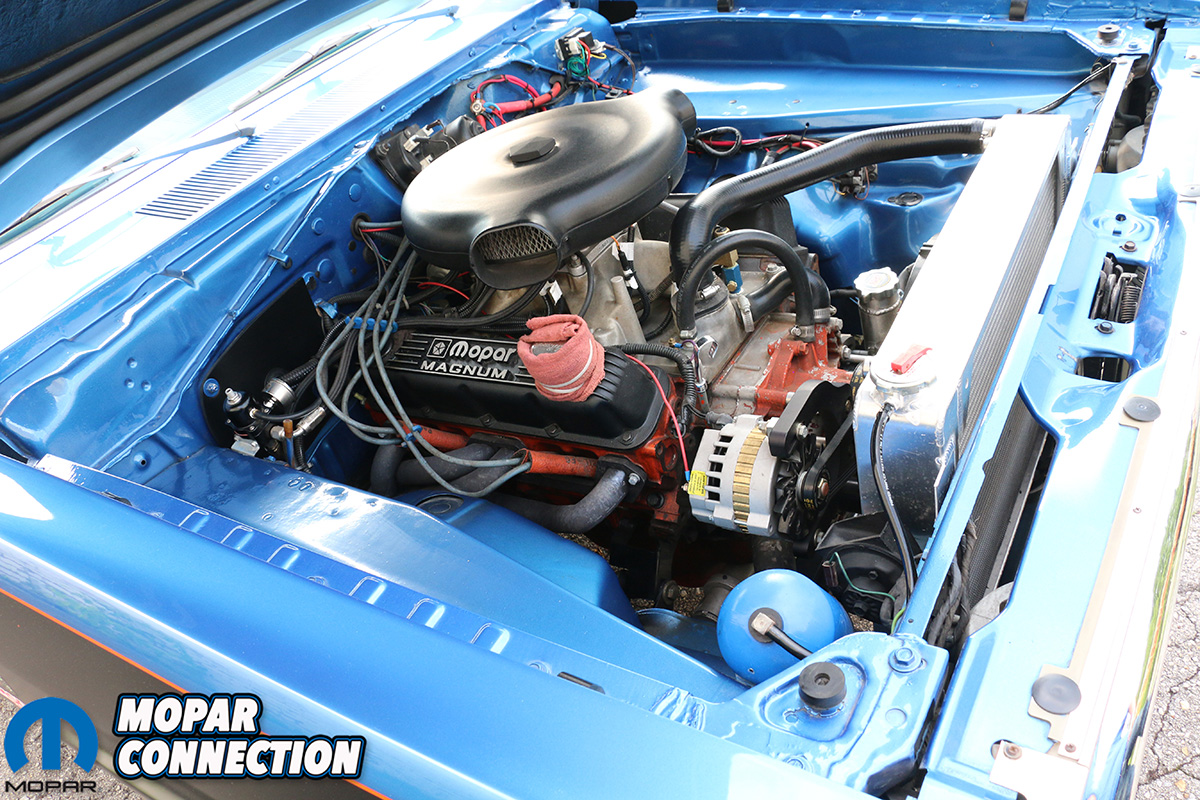 Cones Be Damned: Eric Wracker's Pro-Touring 1971 Plymouth