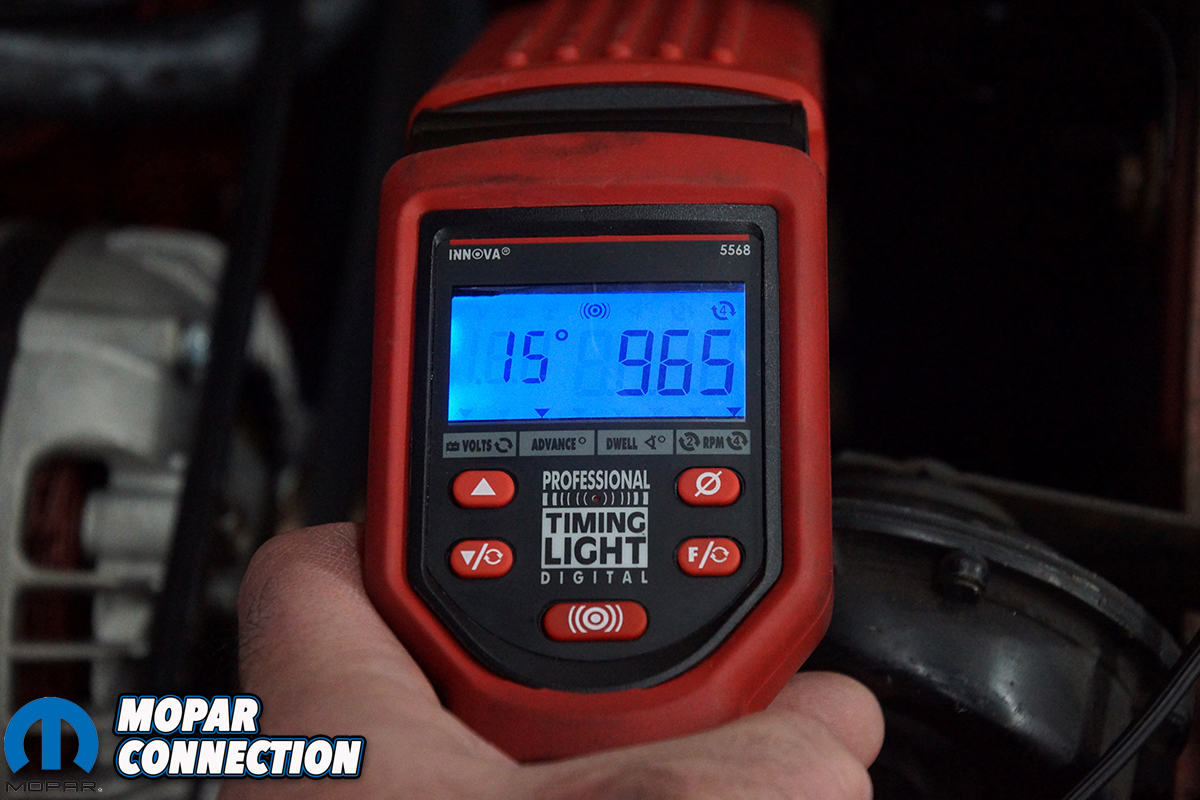 Gallery: Distributor Recurving for Improved Fuel Economy