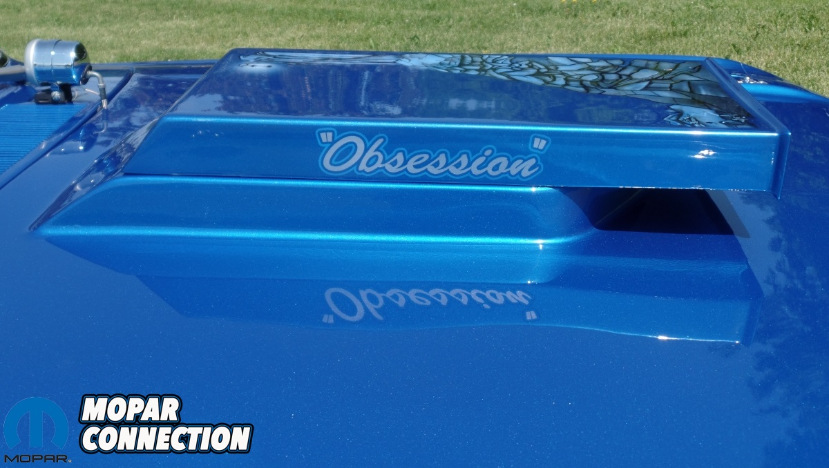 Obsession: Fred and Cinda Bonadonna's 1973 Plymouth Scamp