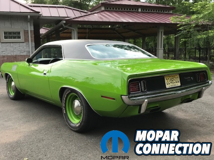 30 Years In The Making: Rich Gengo's 1971 Plymouth 'Cuda - Mopar