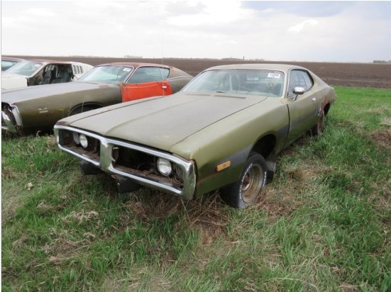 1974 Dodge Charger 318; $1,750