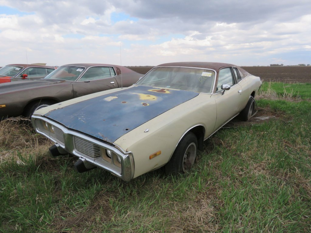 1974 Dodge Charger 318; $2,000