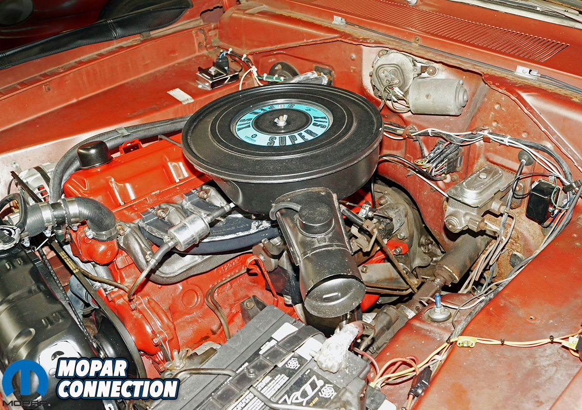 Gallery: Factory Super Six Wakes Up Our 1967 Dodge Dart