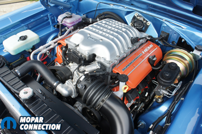 In The Quest For Horsepower: John Gaddy's Hellcat-Powered '68