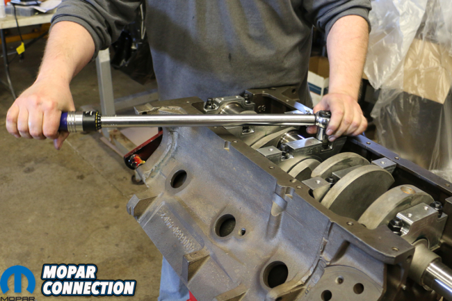 Gallery: Building A Bulletproof 498ci Stroker Bottom End