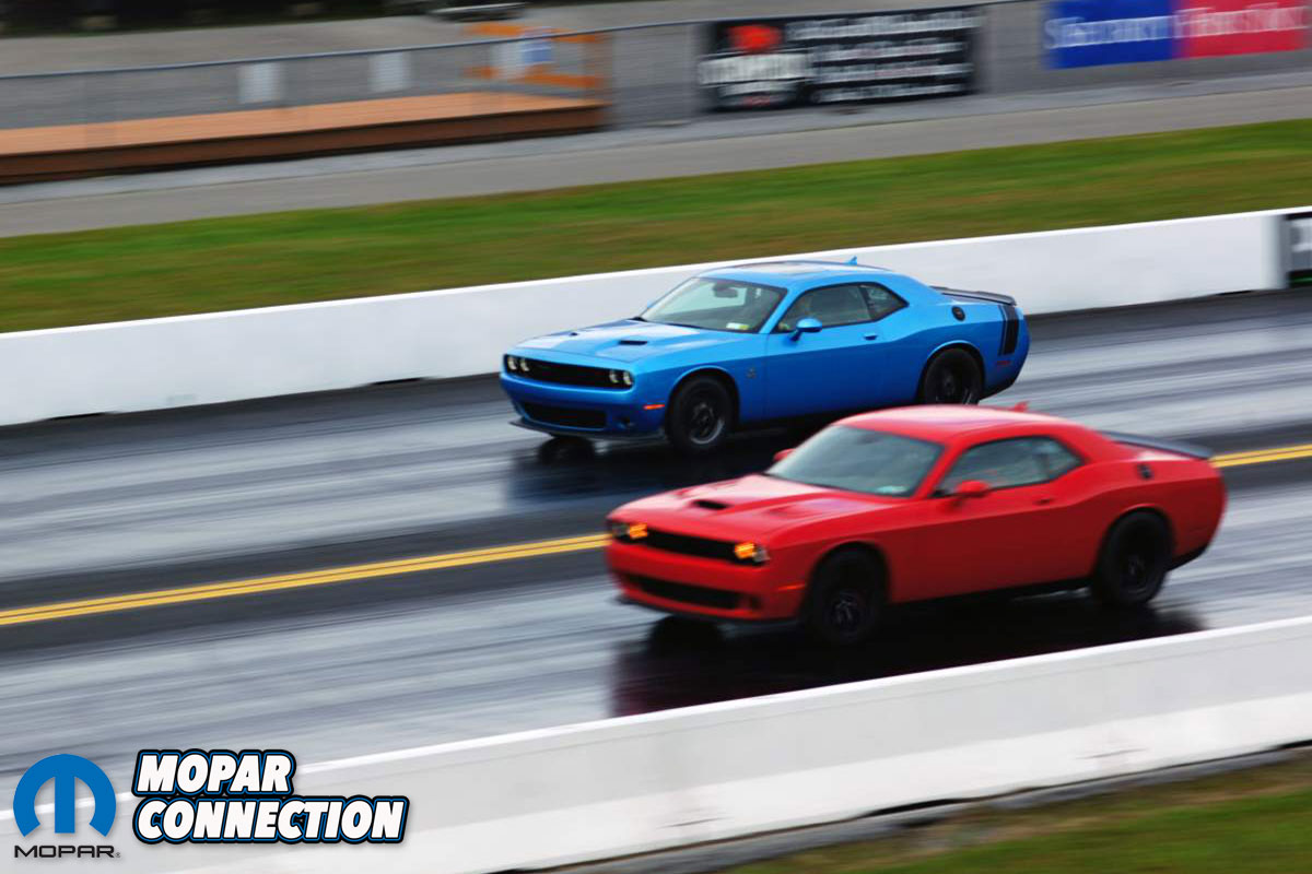 Dodge Challenger Scat Pack and Hellcat