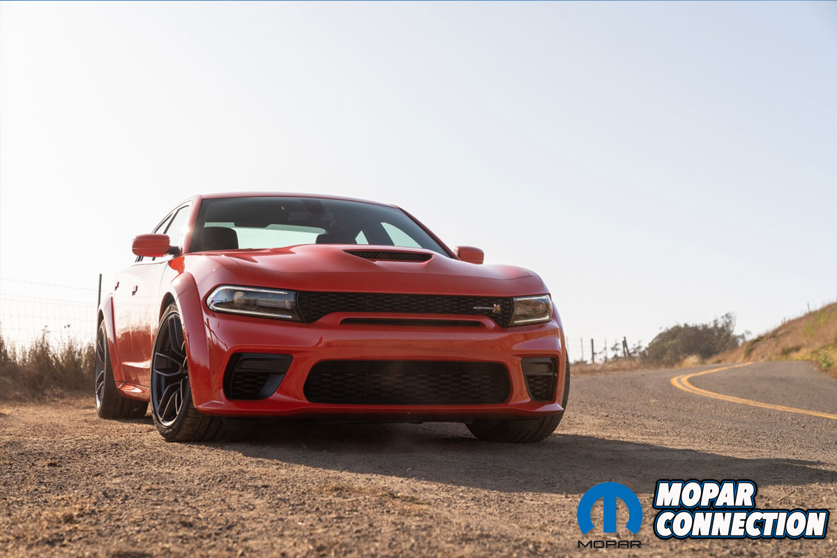 2020 Dodge Charger Widebody